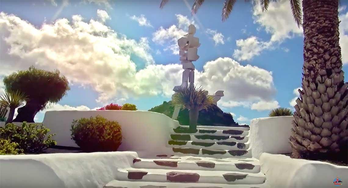 Monumento al Campesino. Descubrir Lanzarote. Autor: CACT Lanzarote