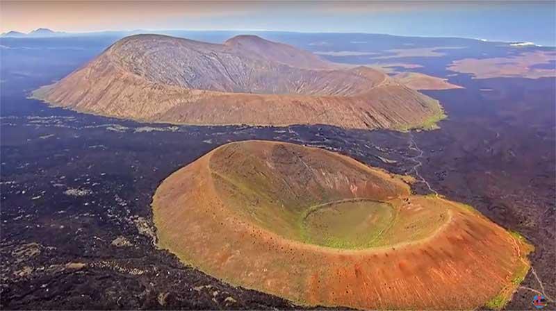 Lanzarote - Montañas del Fuego