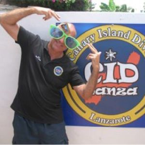 Kev - PADI Course Director - Canary Island Divers