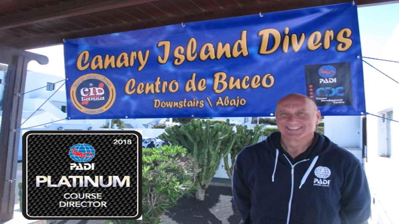 Course Director Lanzarote