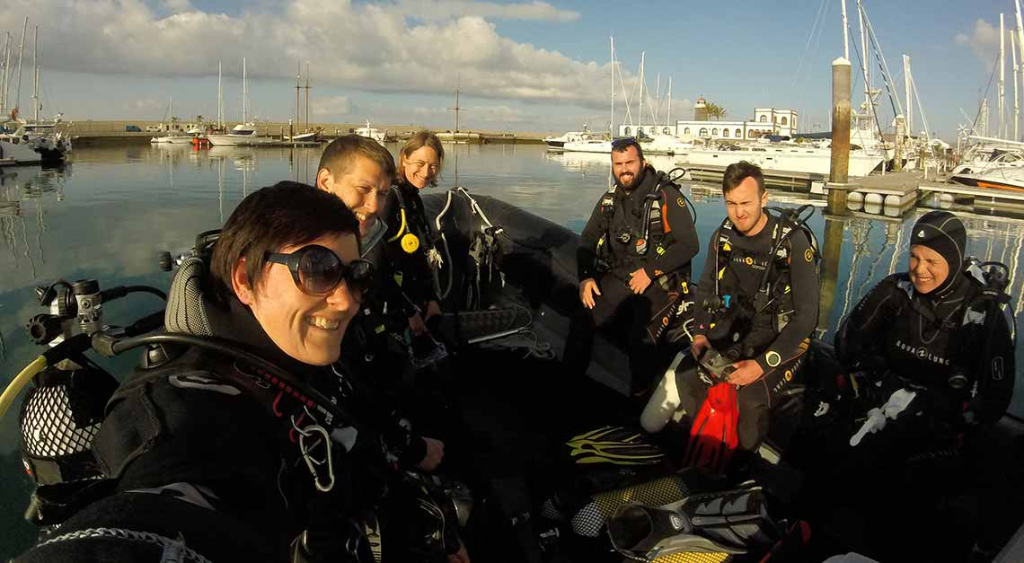 Canary Island Divers - Buceo CID Lanzarote. About us