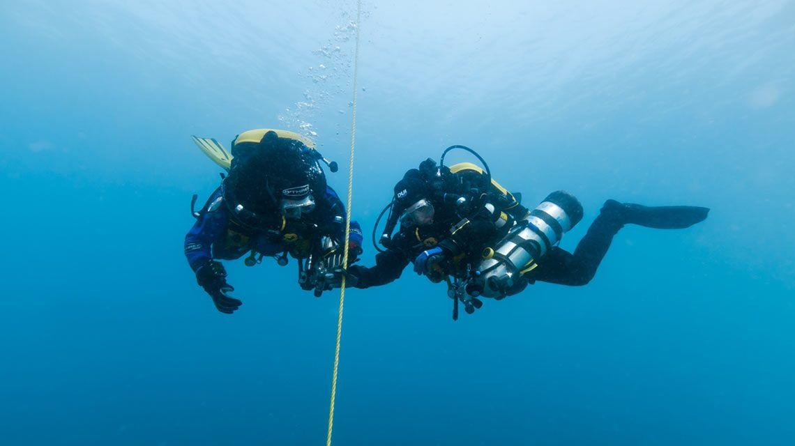 PADI TecRec Courses on Lanzarote - Canary Island Divers