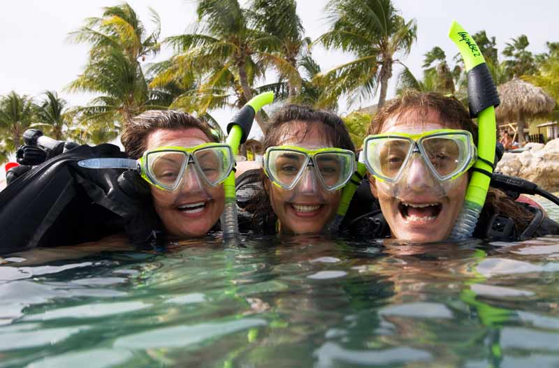 Try Scuba Diving - Canary Island Divers