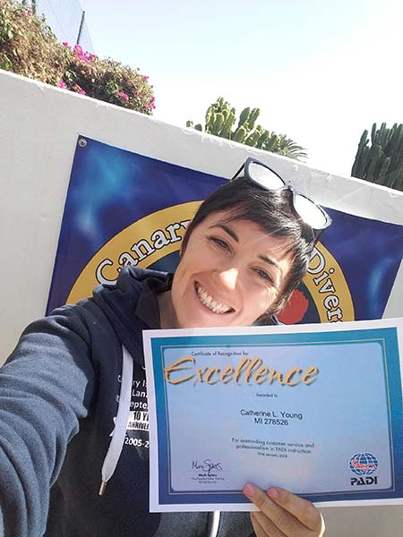 Cat Young - Excellence aware